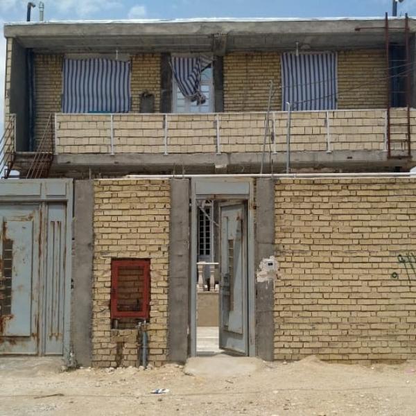 فروش منزل دوطبقه در نی ریز، خیابان فرزانگان