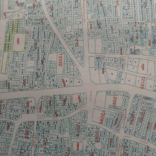 فروش زمین تجاری مسکونی در نی ریز، بروی بلوار کردگاری