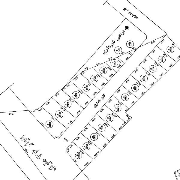 فروش زمین مسکونی در نی ریز، بلوار بهار